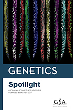 2016 GENETICS Web Spotlight